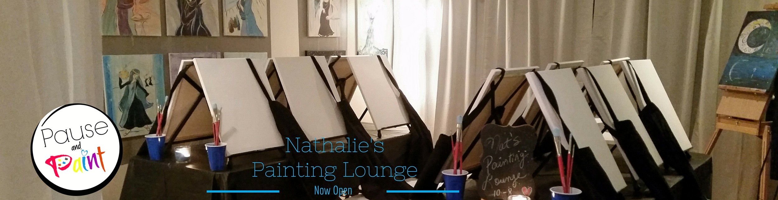 Nathalie's Painting Lounge