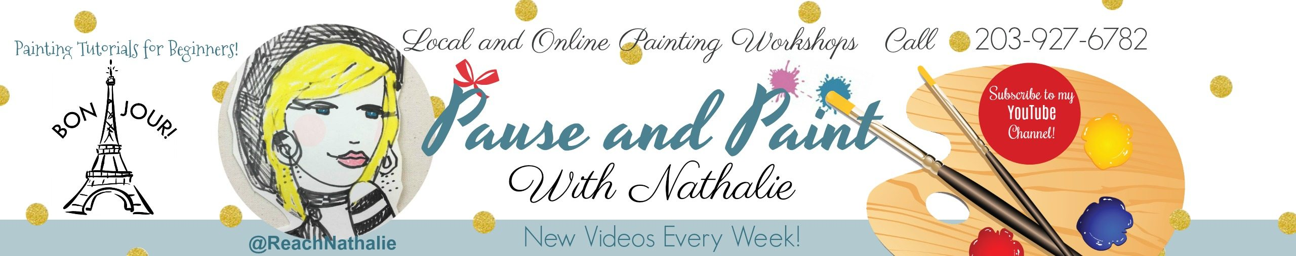 acrylic painting tutorials for beginners