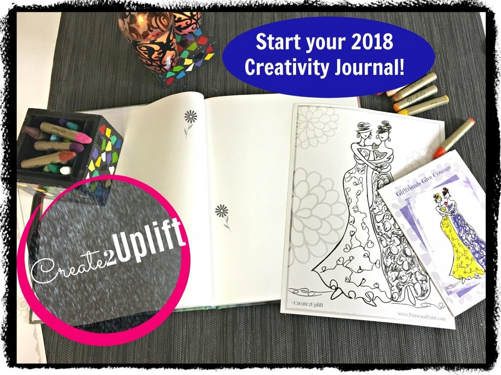 Create to uplift - journal