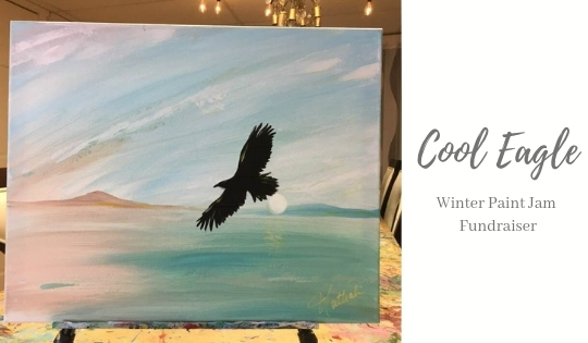 Paint and Sip Fundraiser New England