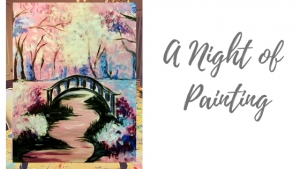 Painting fundraiser