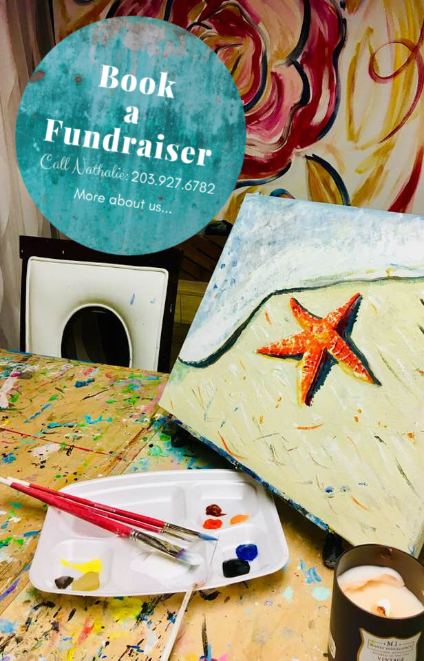 painting fundraiser new england
