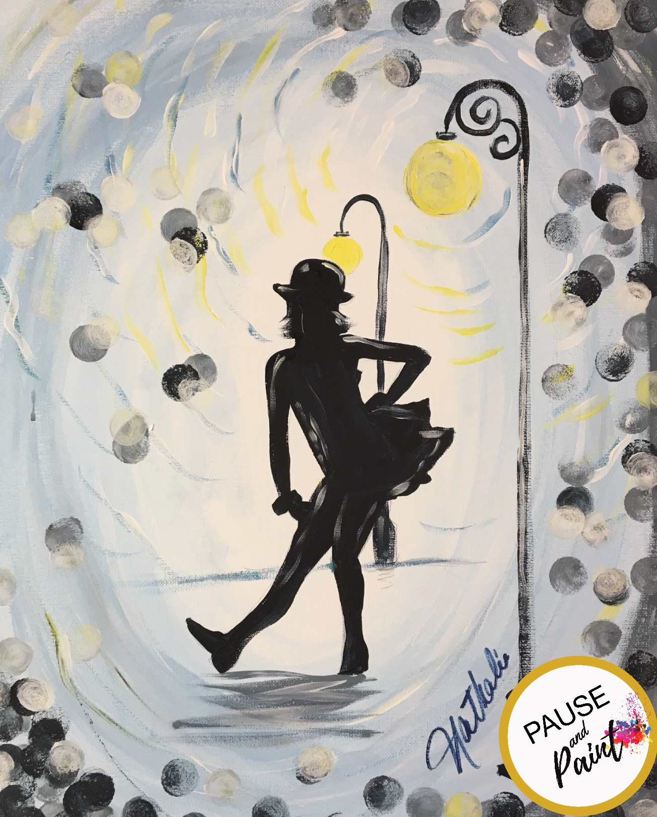 Tap Dance - Paint Night